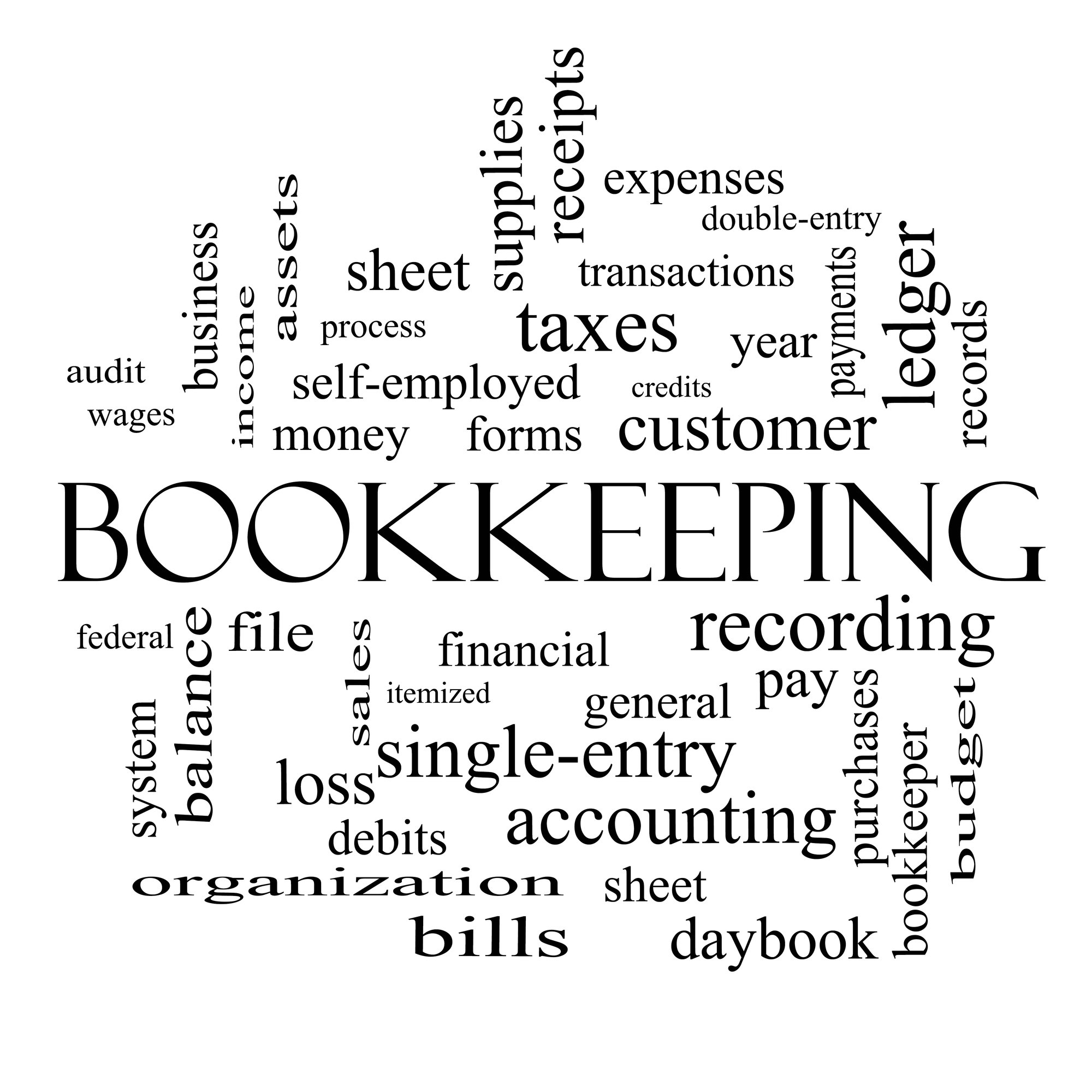 Educational Series: Bookkeeping 101