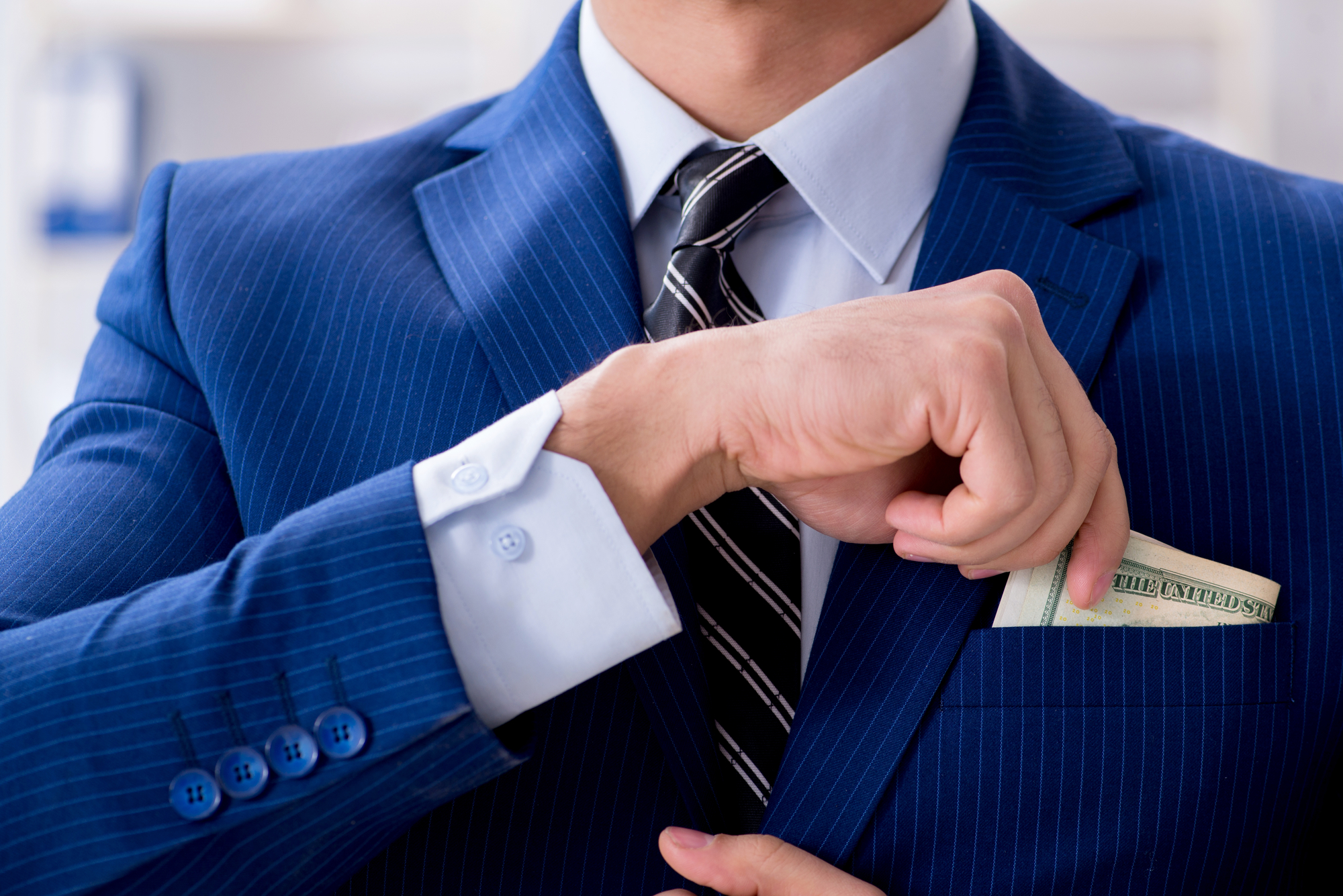 Employee theft and the small business
