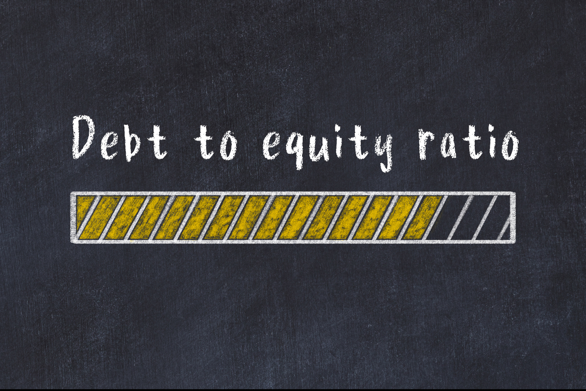 What Is The Debt To Equity Ratio And Why Should You Care?
