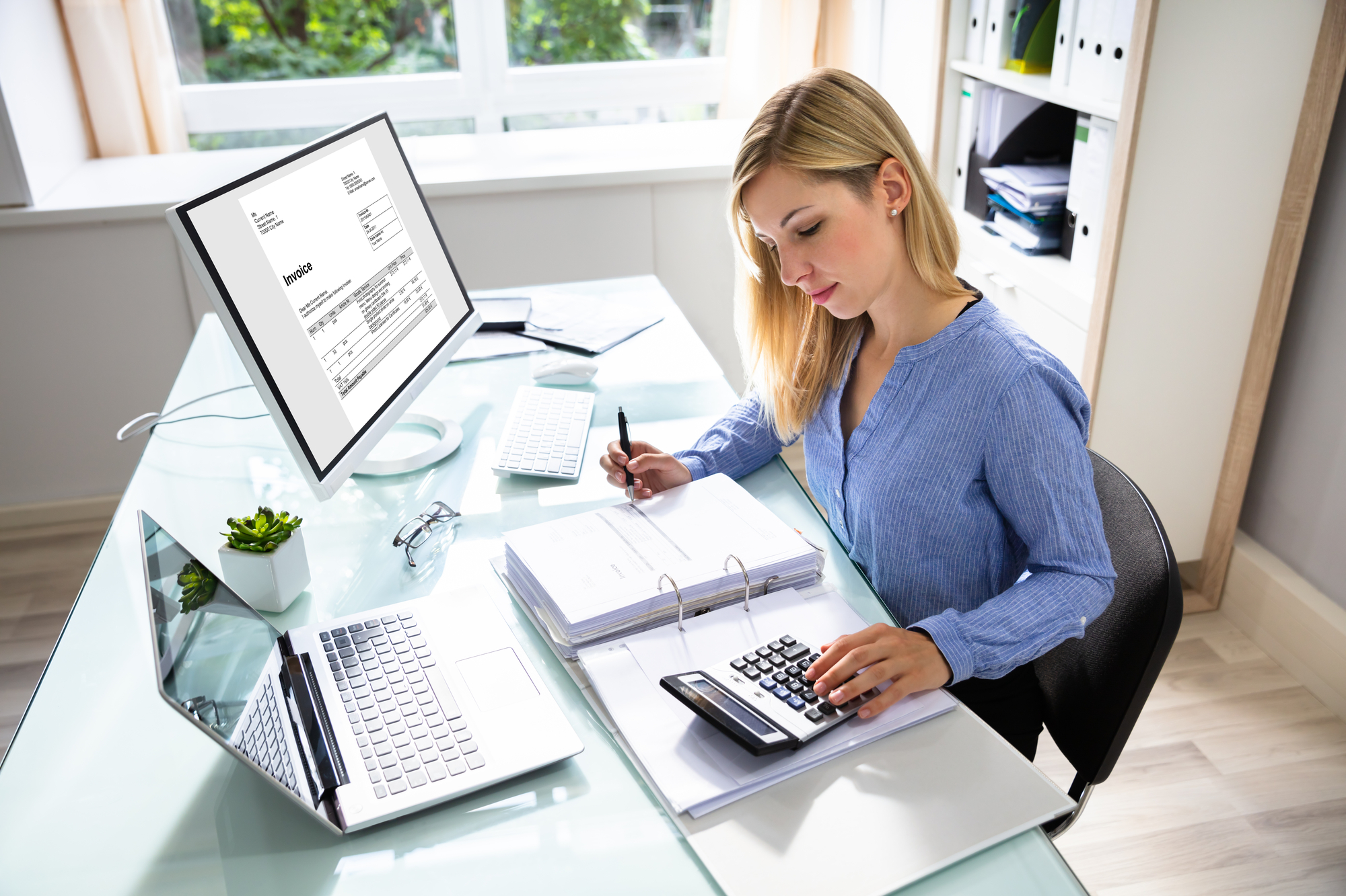 Automated bookkeeping in Albany NY
