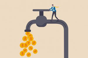 what does cash flow mean in business
